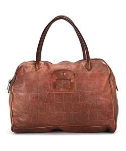 Numero 10   Monzeglio Holdall Leather