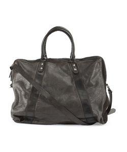 Numero 10   Missouri Holdall Leather