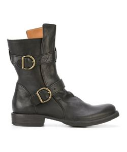 Fiorentini & Baker | Fiorentini Baker Eternity 713 Boots Womens Size 39 Leather/Rubber