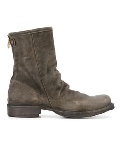 Fiorentini & Baker | Fiorentini Baker Eternity Eve Boots Womens Size 39 Suede/Leather/Rubber