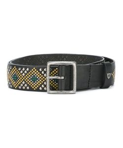 Htc Hollywood Trading Company | Studded Belt Mens Size 85 Calf