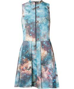 Skinbiquini | Neoprene Pleated Dress Womens Size P Polyester/Spandex/Elastane