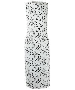 Andrea Marques | Midi Dress Womens Size 36 Cotton/Spandex/Elastane