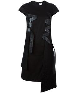 Comme Des Garçons Noir Kei Ninomiya | Asymmetric Dress Womens Size Medium