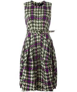 Samantha Sung | Rachel Dress Womens Size 10 Wool/Silk