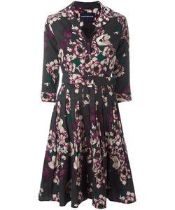 Samantha Sung | Audrey Dress Womens Size 4 Wool/Silk