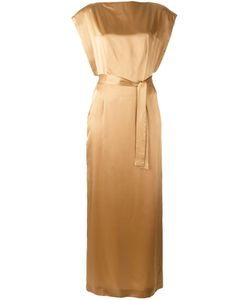 Catherine Quin | Tadao Long Dress Womens Size 4 Silk