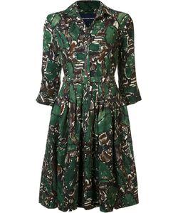 Samantha Sung | Claire Dress Womens Size 10 Wool/Silk