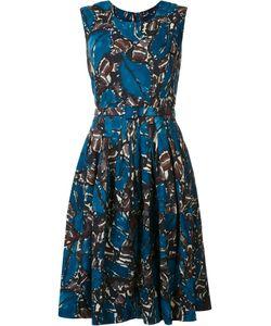 Samantha Sung | Rachel Dress Womens Size 8 Wool/Silk