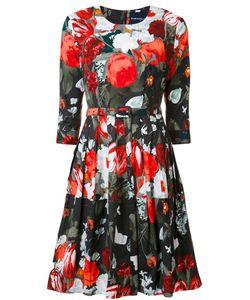 Samantha Sung | Rachel Dress Womens Size 6 Cotton/Spandex/Elastane