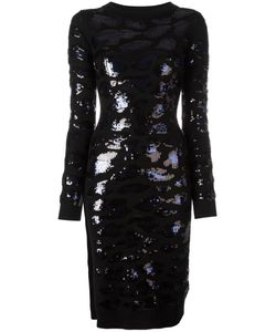 Sibling | Sequin Embellished Dress Womens Size Small Merino