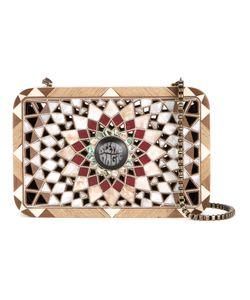 Sarah's Bag   Mandala Clutch Bag Womens