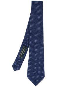 Gabriele Pasini | Geometric Pattern Tie Mens Silk