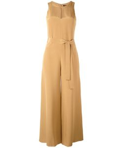 Catherine Quin | Albertini Jumpsuit Womens Size 6 Silk