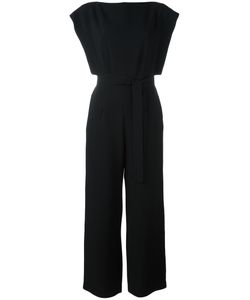 Catherine Quin | Wide Leg Jumpsuit Womens Size 2 Silk