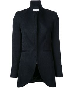 Strateas Carlucci | Inverted Blazer Womens Size Xs Silk