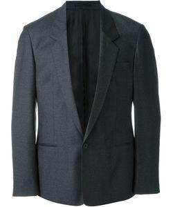 E. Tautz | Single Button Jacket Mens Size 44 Silk/Wool