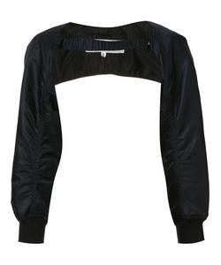 Comme Des Garçons Noir Kei Ninomiya | Bomber-Style Sleeves Womens Size Medium