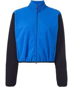 Ganryu Comme Des Garcons | Contrast Sleeve Bomber Jacket Womens Size Medium