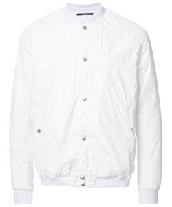 Hl Heddie Lovu | Paper Bomber Jacket Mens Size Small Polyethylene
