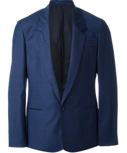 E. Tautz | Single Button Jacket Mens Size 36 Wool/Silk/Viscose