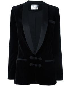 Racil | Draco Velvet Blazer Womens Size 42 Viscose/Cotton/Spandex/Elastane/Silk