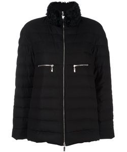 Moncler Gamme Rouge   High Neck Puffer Jacket Womens Size Medium