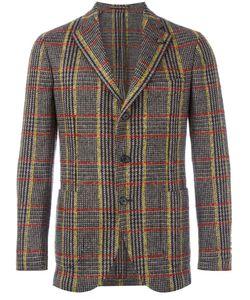 Gabriele Pasini | Tailored Fit Blazer Mens Size 46 Wool/Alpaca/Mohair/Viscose