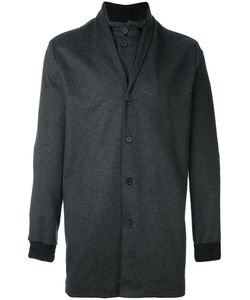 Stephan Schneider | Buttoned Jacket Mens Size Iv Wool/Nylon