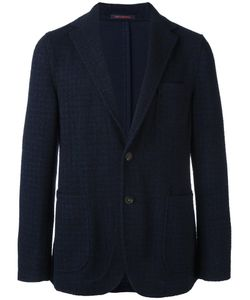 The Gigi | Angie Blazer Jacket Mens Size 50 Virgin Wool/Cotton/Polyester