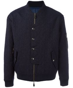 Casely-Hayford | Bomber Jacket Mens Size 40 Acrylic/Polyester/Cotton