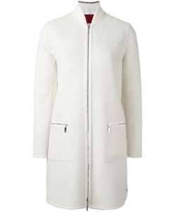 Moncler Gamme Rouge   Layered Padded Coat Womens Size 0 Virgin