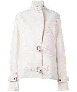 Etienne Deroeux | Marcela Jacket Womens Size 38 Acetate/Bemberg/Wool/Other Fibers