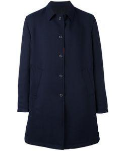 Wooster + Lardini | Button Front Short Coat Mens Size 52