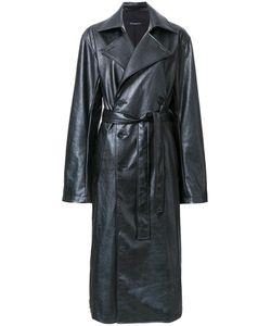 Dressedundressed | Belted Trench Coat Adult Unisex Size 2 Polyurethane