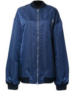 Dressedundressed | Oversized Bomber Jacket Mens Size 4 Nylon