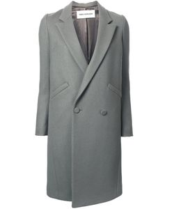 Taro Horiuchi | Double Breasted Coat Womens Size 1 Wool