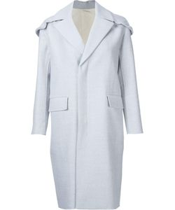 08Sircus | Hooded Coat Womens Size 0 Cotton/Wool