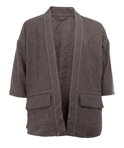 Wooster + Lardini | Cropped Sleeve Jacket Mens Size 46 Wool