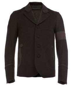 The Soloist | Sol Blazer Mens Size 50 Cupro/Cashmere/Polyester