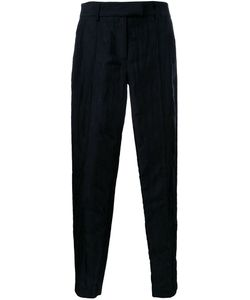 Strateas Carlucci | Proto Pin Trousers Womens Size Small Silk