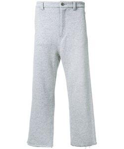 Fad Three | Straight Leg Trousers Mens Size Small Nylon/Polyester/Wool