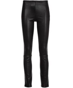 Stouls | Mickael Leggings Womens Size Medium Cotton/Leather