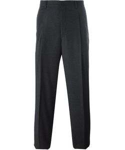 E. Tautz | Pleated Trousers With Belt Loop Mens Size 28
