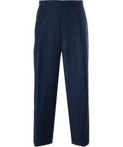 E. Tautz | Pleated Trousers With Belt Loop Mens Size 30