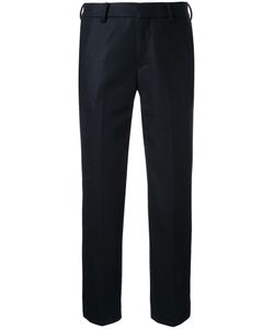08Sircus | Cropped Tailored Trousers Womens Size 0 Cupro/Wool
