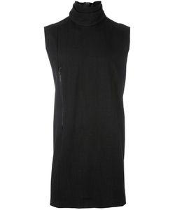 Y-3 | Turtleneck Tank Top Mens Size Xs Cotton/Polyester