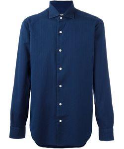 Barba | Button Down Shirt Mens Size 44 Cotton