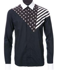 Yoshio Kubo | Stars And Stripes Shirt Mens Size 1 Cotton