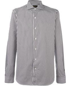 Gabriele Pasini | Striped Button Down Shirt Mens Size 40 Cotton